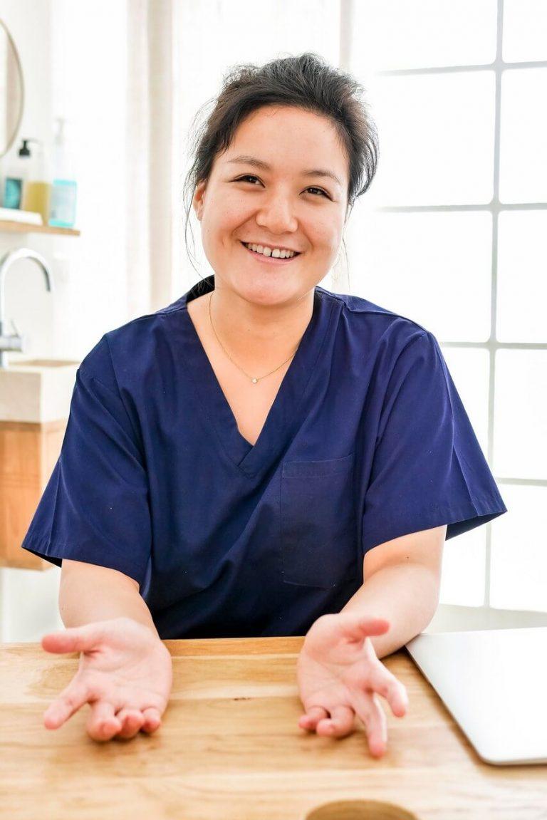 Elisa UNG, soins kinésithérapie Paris 12